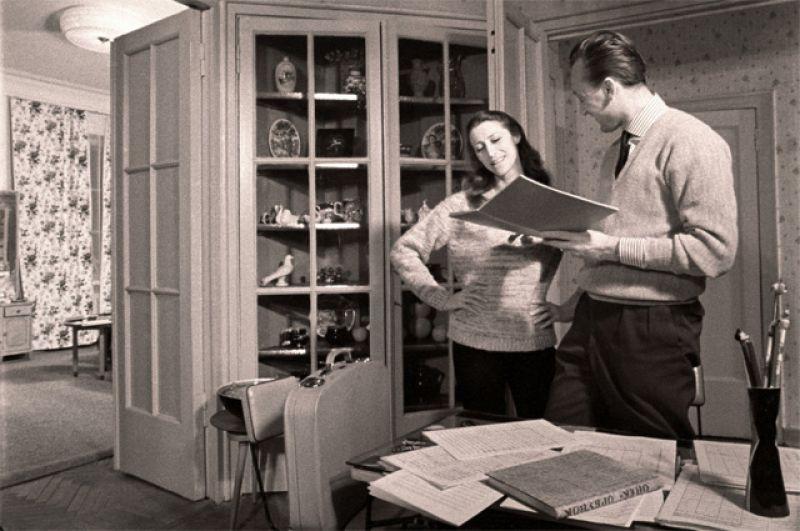 У супругов было практически все - просторная квартира, дружная семья, общность интересов. Но детей - не было. Майя Плисецкая отказалась рожать, заявив: