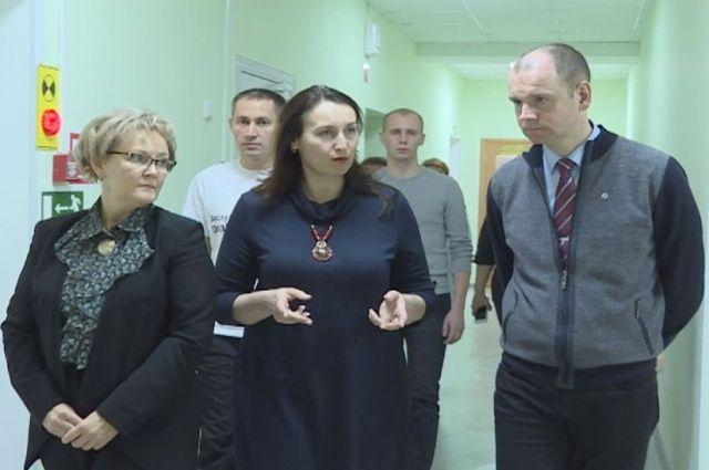 В Пуровске откроется реабилитационный мобильный центр здоровья