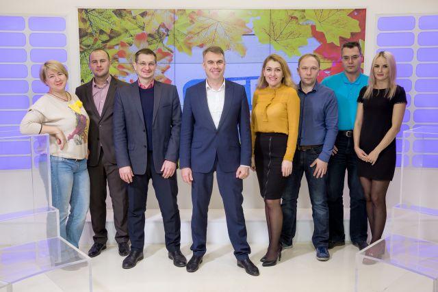 Команда ОТВ-Прим телезрителей края не подведёт!