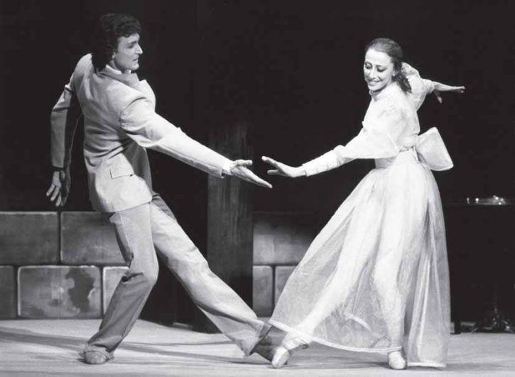 Поздним балетом для Майи Плисецкой стала