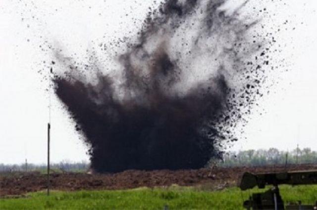 В Ровенской области на полигоне произошел взрыв, есть пострадавший: детали