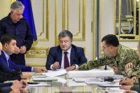 Украина создала систему вооруженных резервов для обороны морей, - Порошенко