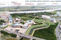 Главным объектом нового квартала станет концертный зал филиала Мариинского театра.