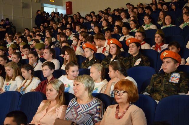 В Салехарде состоялся муниципальный этап проекта «ЮнАрктика»