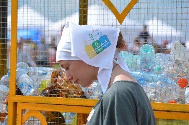 С июня по август 2018 года в Перми и городах Пермского края прошли семь экологических акций, где жителям региона рассказывали о раздельного сбора мусора.
