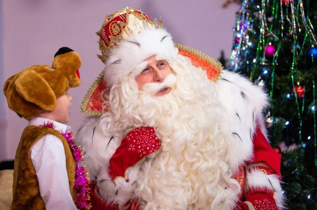 Тюменцы устроят для главного Деда Мороза танцевальный флэшмоб