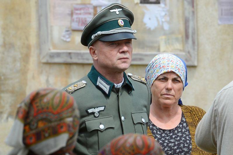 «Я – учитель» (2016) — полковник РОА Константин Дмитриевич Рыков.