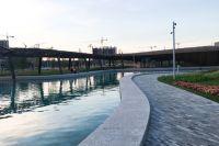 Парк «Тюфелева роща» в районе бывшего ЗИЛа.