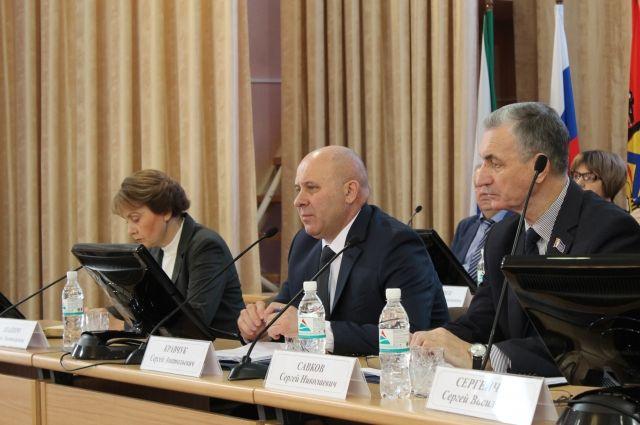 Заседании состоялось в Хабаровске накануне днем.
