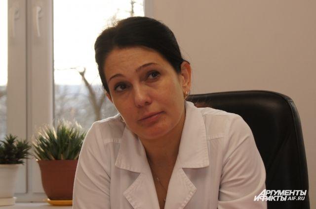 Елена Белая.
