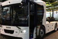 В Украине появился первый электрический грузовик