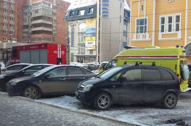 В Перми эвакуировали посетителей и сотрудников ТЦ.