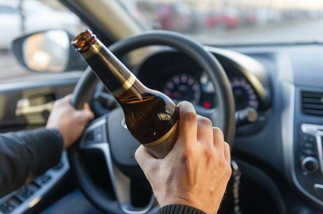 Какое наказание за езду в пьяном виде