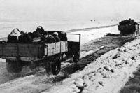 Дорога жизни связывала блокадный Ленинград со страной с 12 сентября 1941 по март 1943 года.