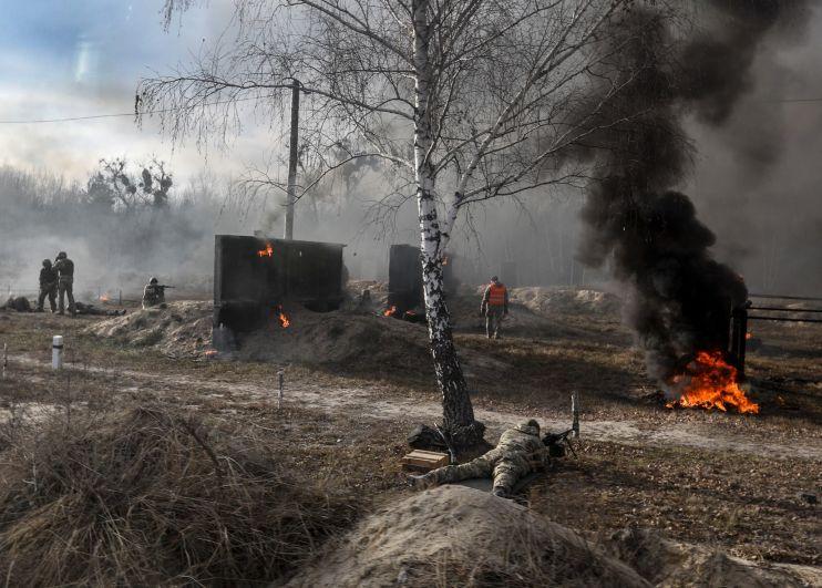 Почти полтысячи бойцов Десантно-штурмовых войск Украины погибли в боях на Донбассе.
