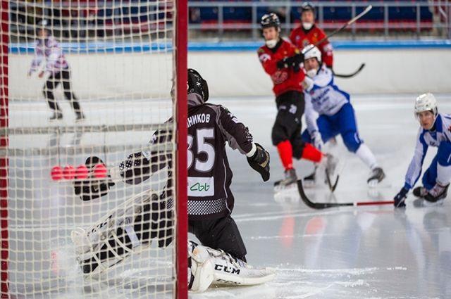 «СКА-нефтяник» записал на свой счет уже шестую победу подряд.