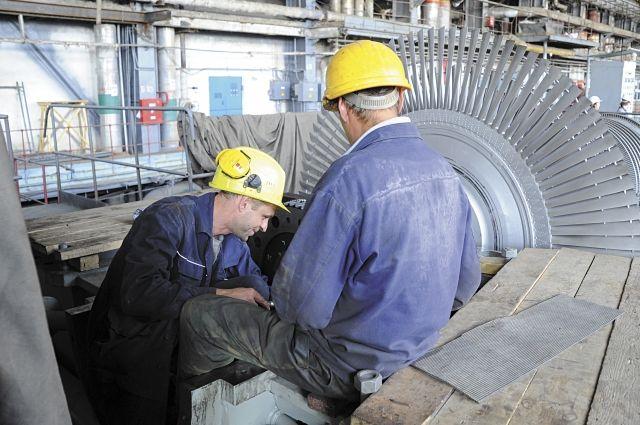 В Украине увеличилось промышленное производство
