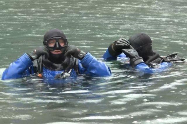 Водолазы продемонстрируют свои навыки в четырех заплывах