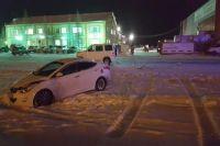 В Новом Уренгое 22 ноября произошли два ДТП с пострадавшими водителями