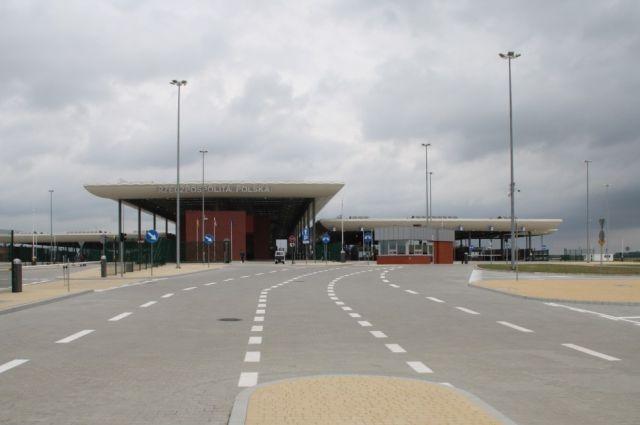На границе с Польшей внедрили «усиленные» проверки