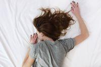 Полноценный сон - залог здоровья.