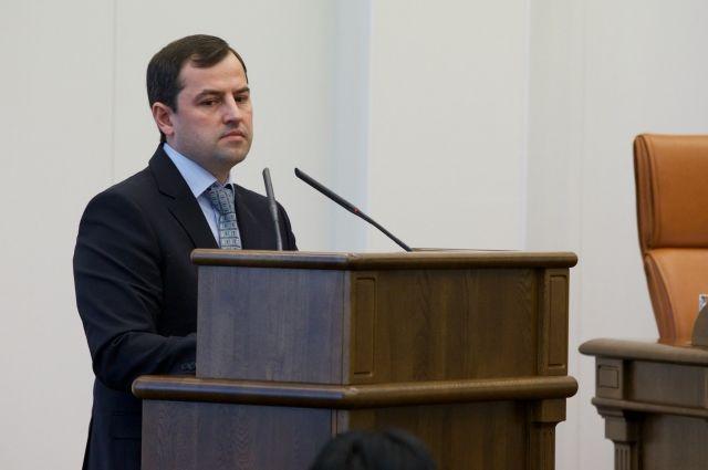 Главный финансовый документ представил вице-премьер правительства Владимир Бахарь.