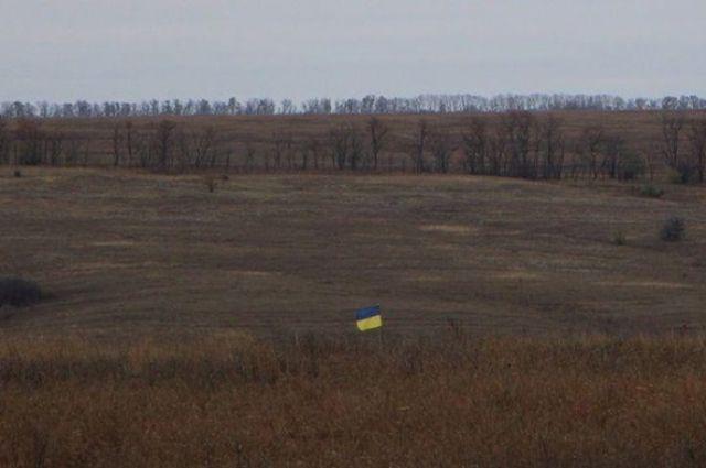 Поселок Золотое дважды обстреляли - администрация Луганской области