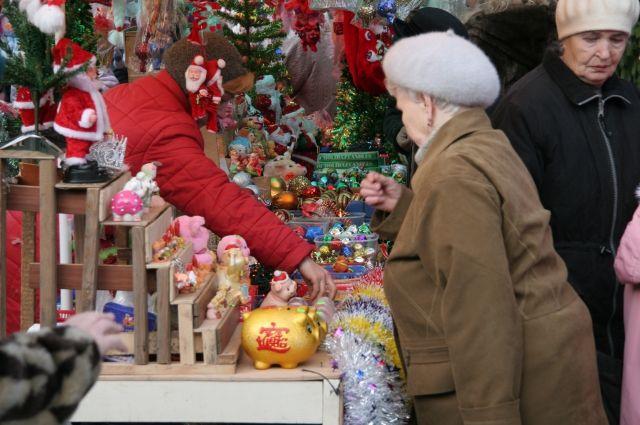 У Дома Советов в Калининграде откроют рождественскую ярмарку.