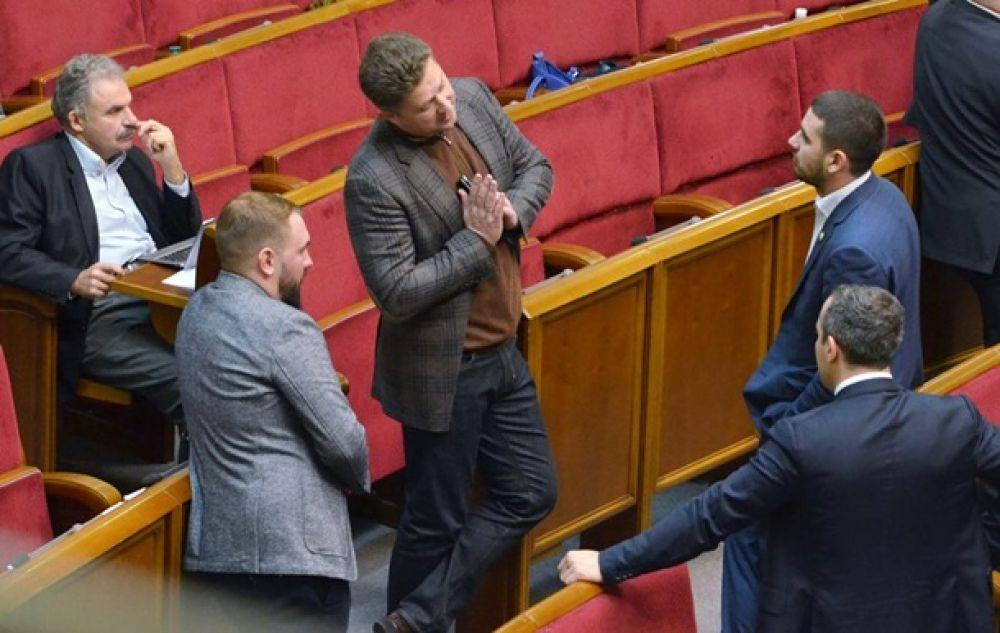 """""""Молюсь і вірю"""" Всенощная молитва за бюджет Украины на 2019 год."""