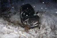 Водитель автомобиля «Лада-Гранта», 38-летняя женщина, не справилась с управлением автомобилем.