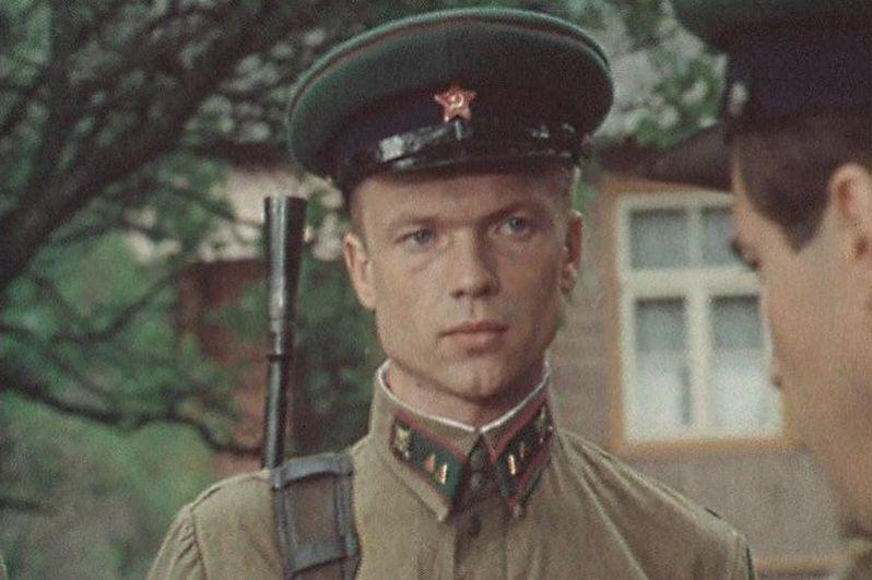 «Государственная граница. Год сорок первый» (1986) — сержант Николай Гриневич.