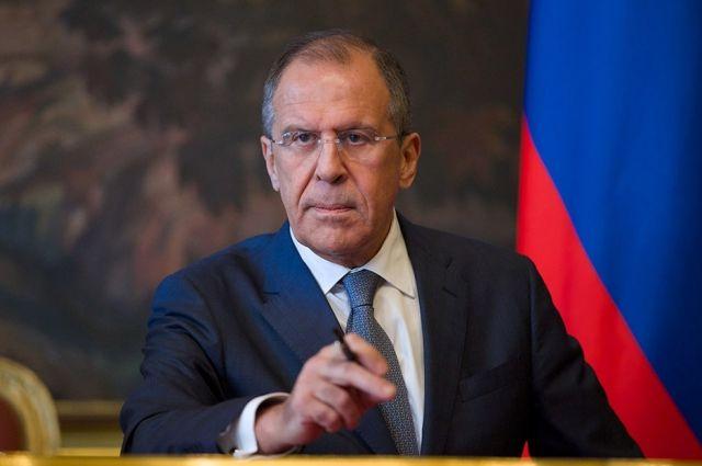 Евросоюз не выражал претензий России по ситуации в Азовском море, - Лавров
