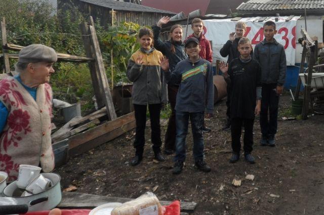Волонтеры из Ялуторовска подхватили всемирную акцию «Щедрый вторник»