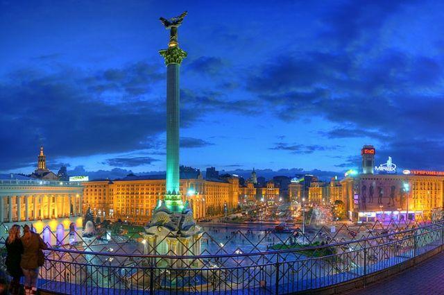 В центре Киева перекроют движение транспорта на два месяца