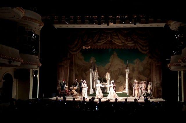 В Оренбурге проходит VI Международный фестиваль Мстислава Ростроповича