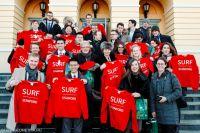 Губернатор Тюменской области встретился с участниками Стэнфордского форума