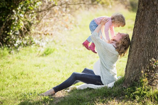 Для своих детей мама - целая вселенная