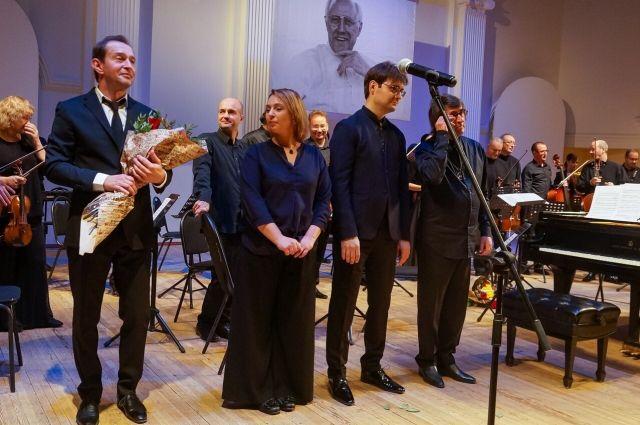 На оренбургской сцене выступили звезды мирового масштаба.