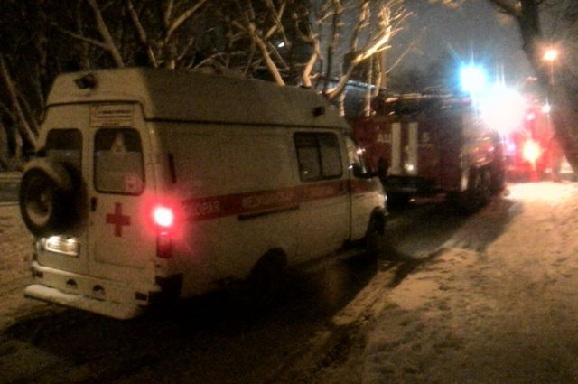 После ЧП из дома в Перми эвакуировали 100 жильцов.