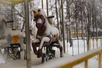 Снегопады задержатся в Новосибирске на неделю.