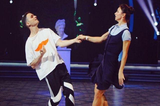 «Танці з зірками»: победила пара Игоря Ласточкина и Илоны Гвоздевой