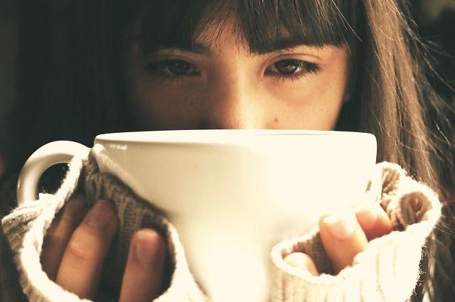 Чашечка прекрасного кофе от Polaris - и ваше утро будет бодрым.