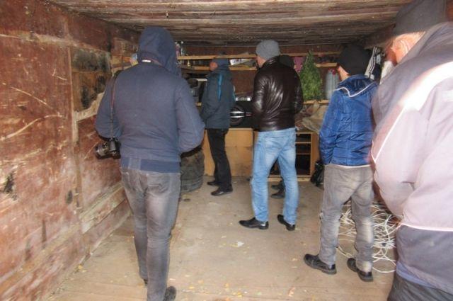 В Абдулино полицейские обнаружили 500 тайников с наркотиками