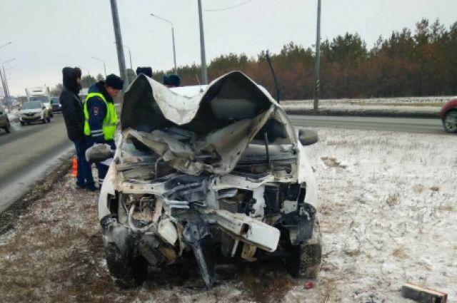 В УМВД рассказали о состоянии пострадавших в ДТП на Загородном шоссе