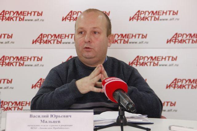 Василий Мальцев.