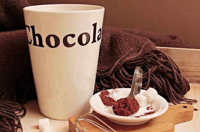 Правильно приготовленное какао имеет большую пользу для здоровья.