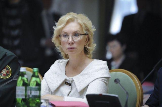 Денисова рассказала о состоянии троих раненых украинских моряков