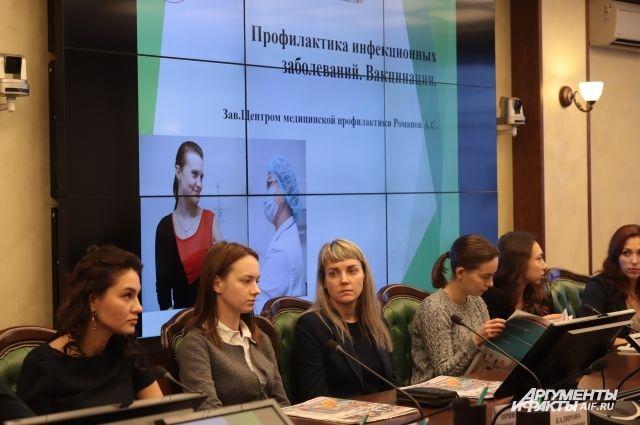 После зимних каникул в Калининградской области ждут грипп. Вакцинация продолжается.