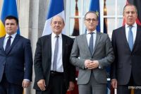 Встреча политических директоров «нормандской четверки» в Берлине 26 ноября состоится в плановом режиме.