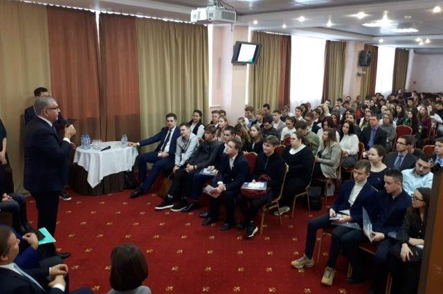 Молодёжный форум в Пермском крае.